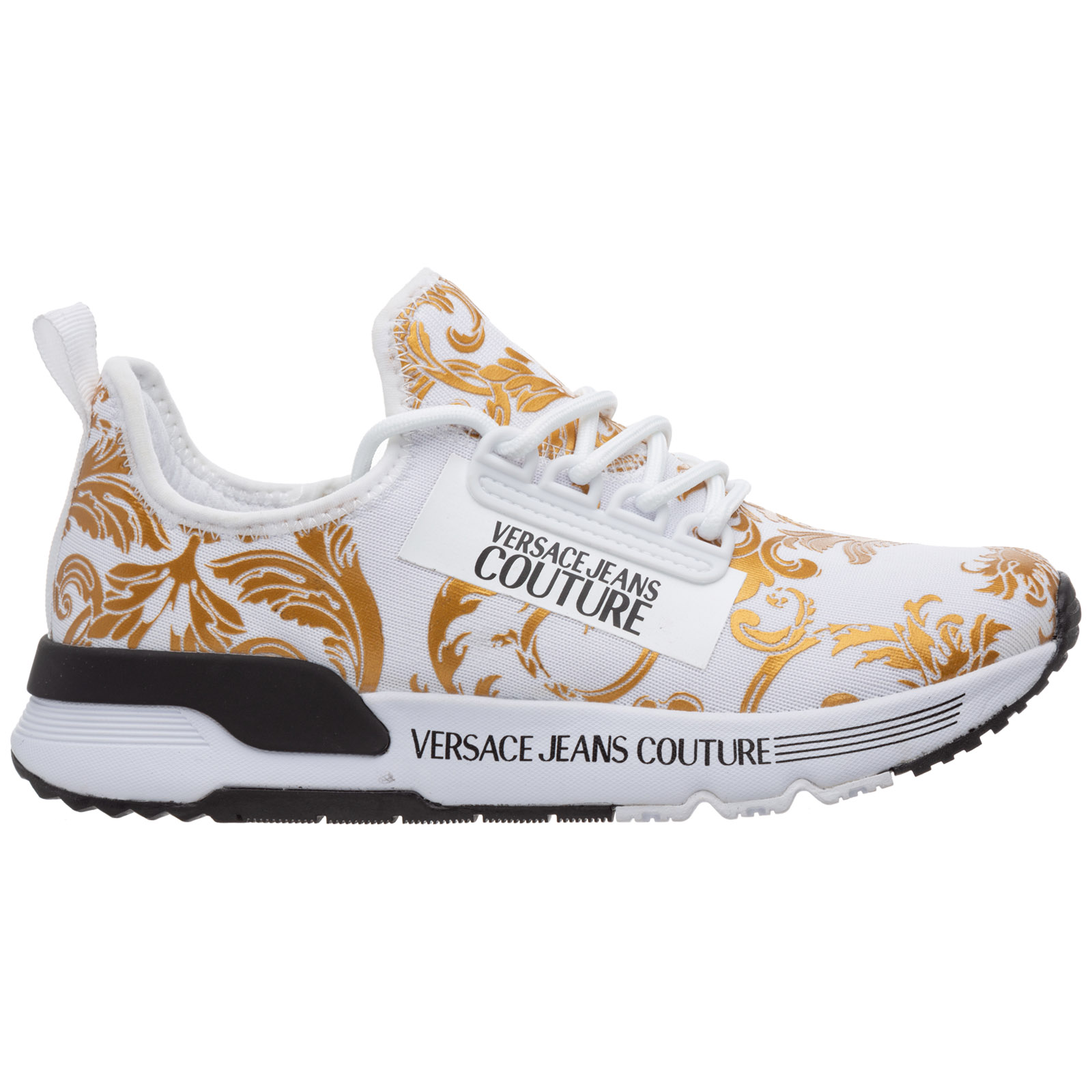 Versace Jeans Couture Sneakers WOMEN'S SHOES TRAINERS SNEAKERS  FONDO AERODYNAMIC