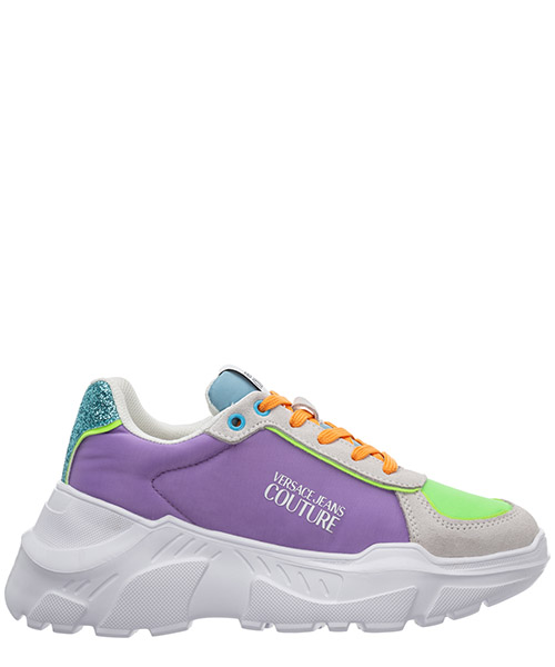 Sneakers Versace Jeans Couture spped EE0VZASC1-E71619_EKL6 viola