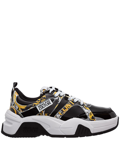 Sneakers Versace Jeans Couture Fire1 EE0VZASF2-E71616_EM27 nero