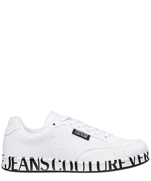 Sneaker Versace Jeans Couture Logo EE0YUBSB7-E71247_E003 bianco