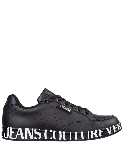 Sneaker Versace Jeans Couture Logo EE0YUBSB7-E71247_E899 nero