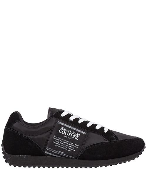 Sneakers Versace Jeans Couture etichetta ee0yubse4-e71243_e899 nero