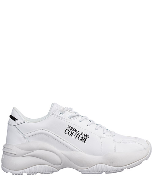 Sneakers Versace Jeans Couture EE0YUBSI3-E71183_E003 bianco