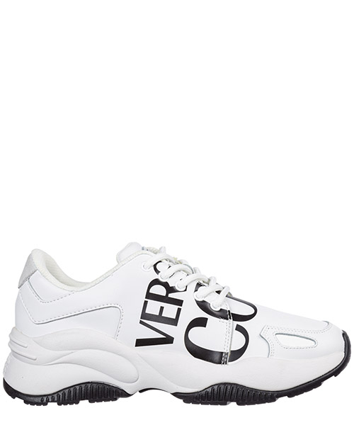 Sneakers Versace Jeans Couture logo ee0yubsib-e71246_e003 bianco