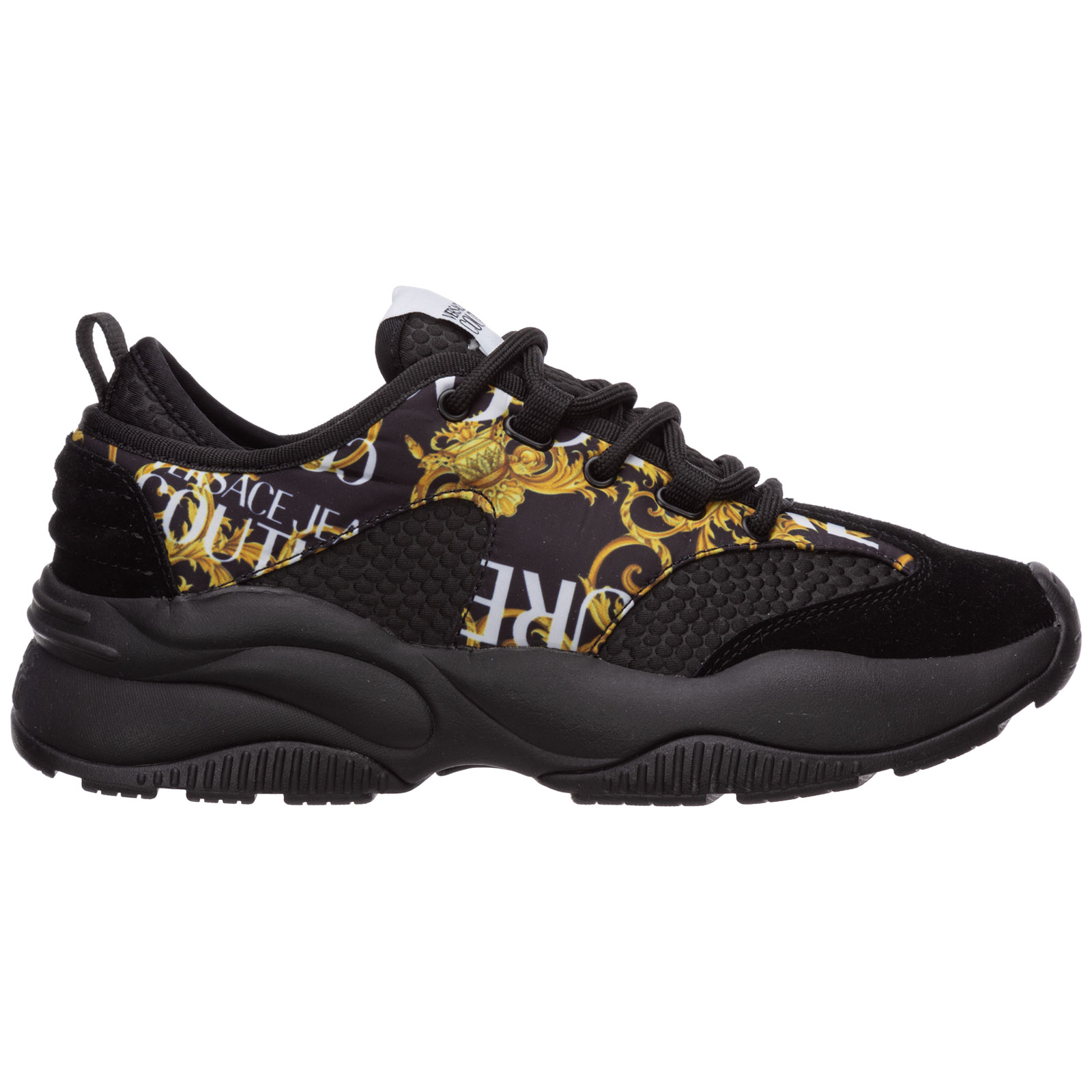 Sneakers Versace Jeans Couture logo