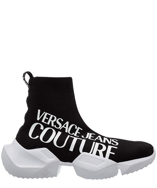 High-top sneakers Versace Jeans Couture uranus EE0YZASU3-E71624_EM60 nero
