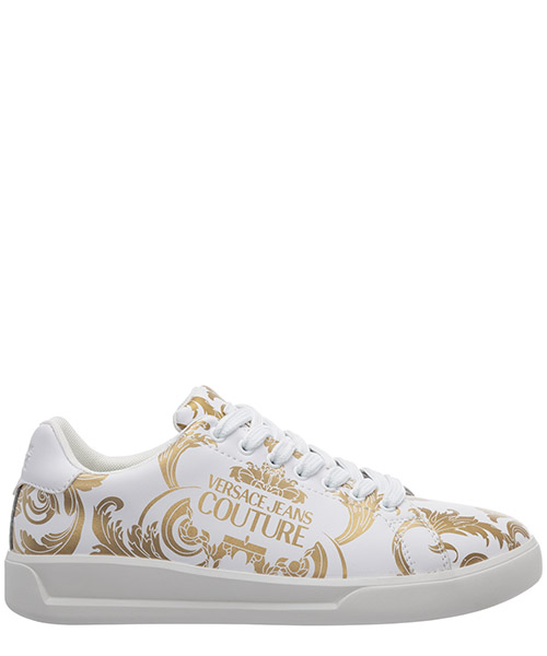 Sneakers Versace Jeans Couture brad EE0YZBSH4-E71778_EMCI bianco