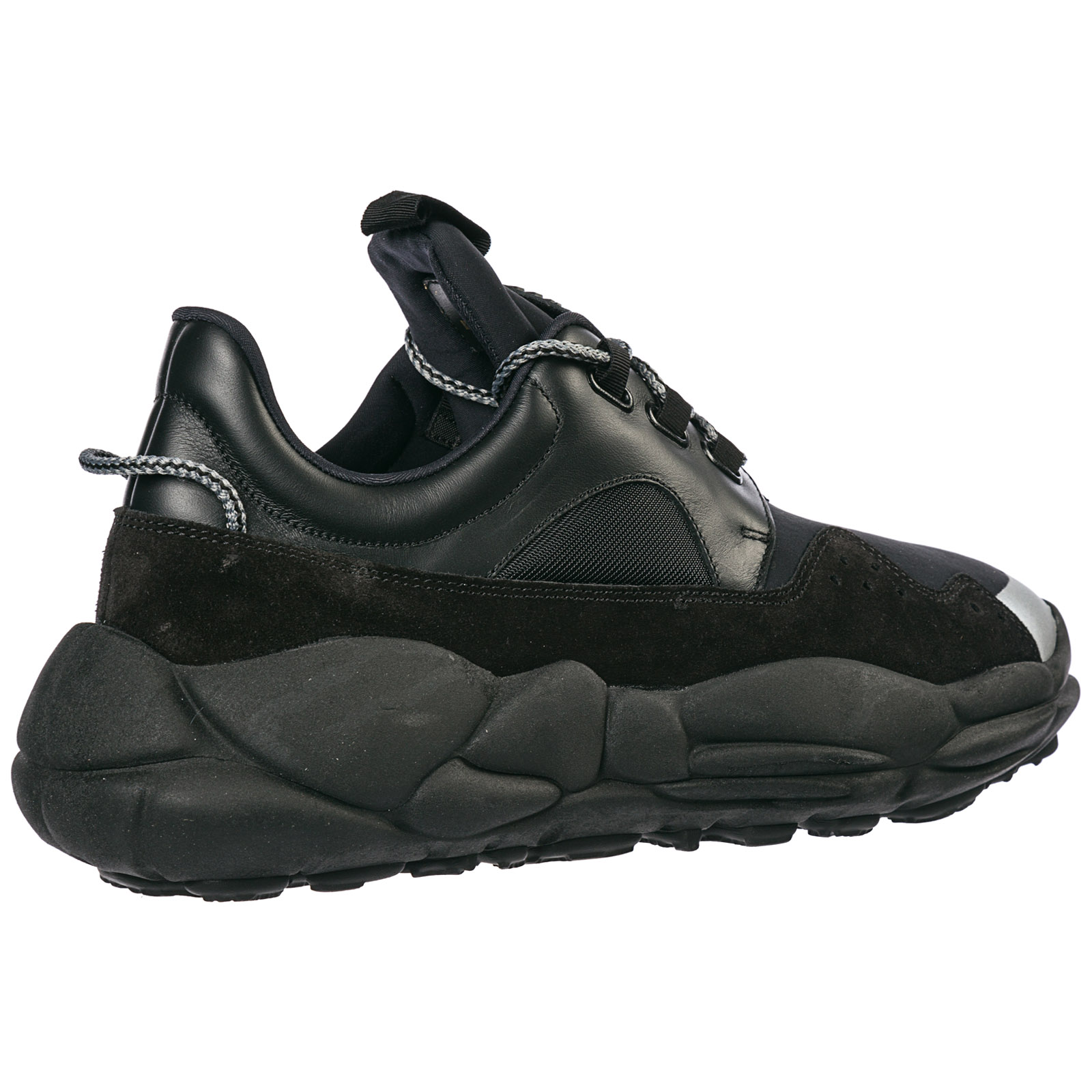 199368dcd23 ... Chaussures baskets sneakers homme en cuir anatomia ...