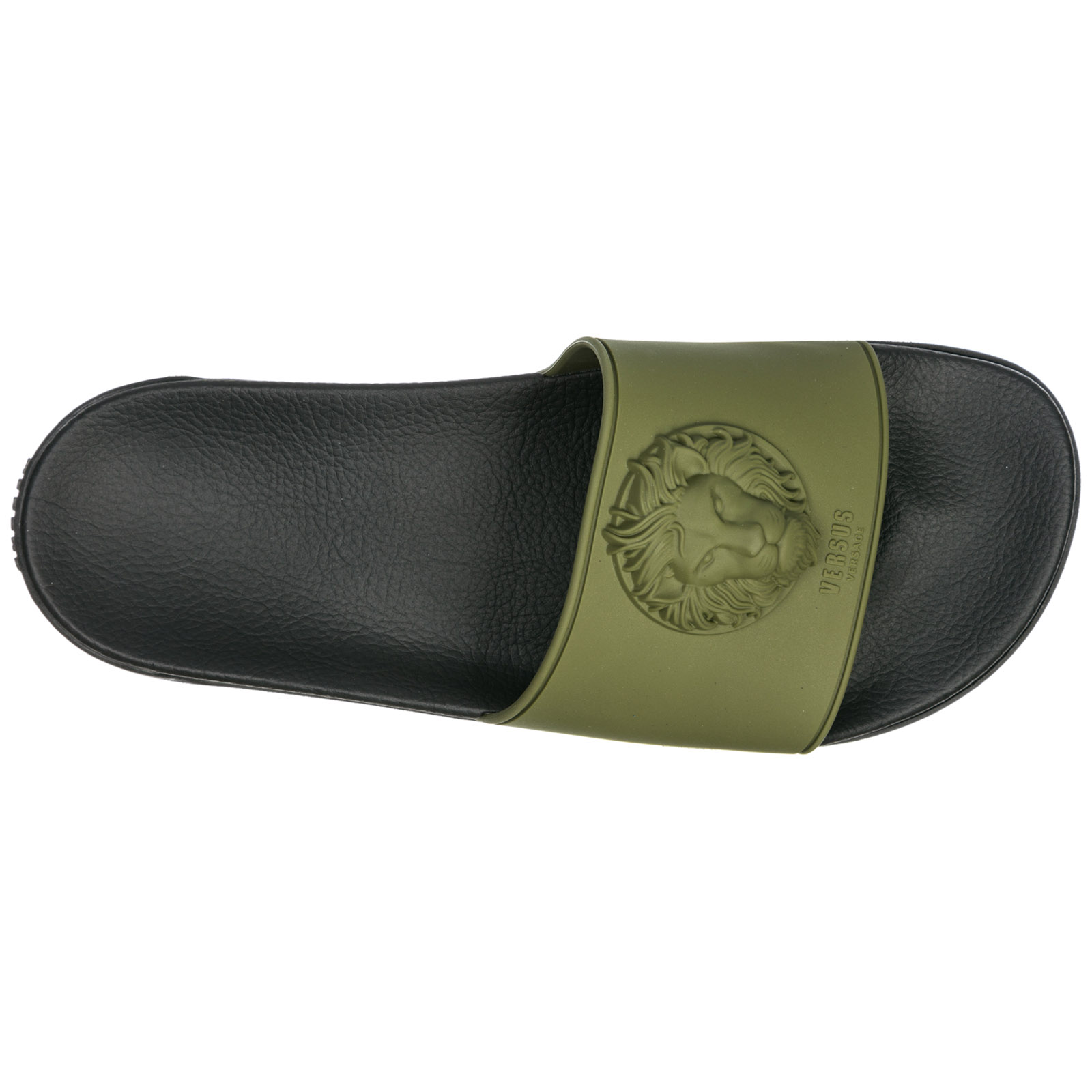 Men's slippers sandals rubber  lion head