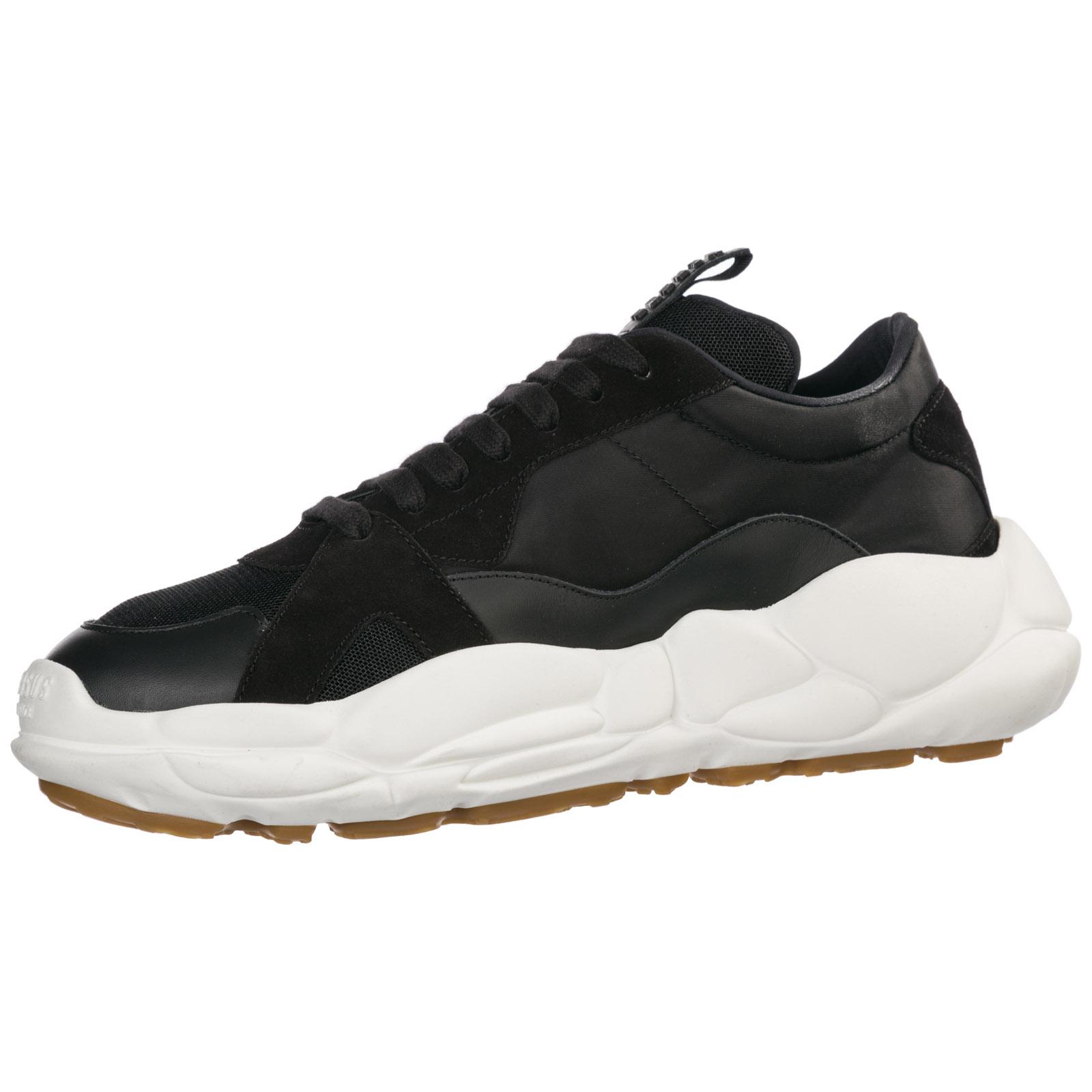 quality design e1169 be1cd Scarpe sneakers uomo camoscio