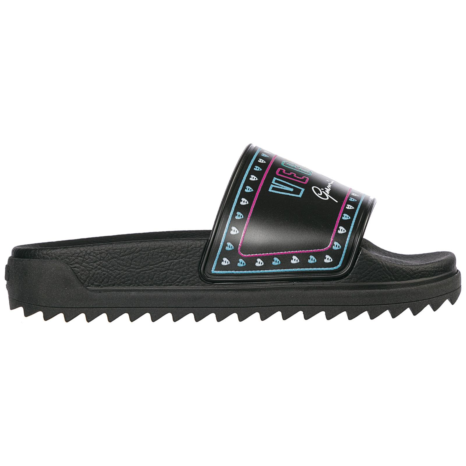 Versus Sandals WOMEN'S RUBBER SLIPPERS SANDALS