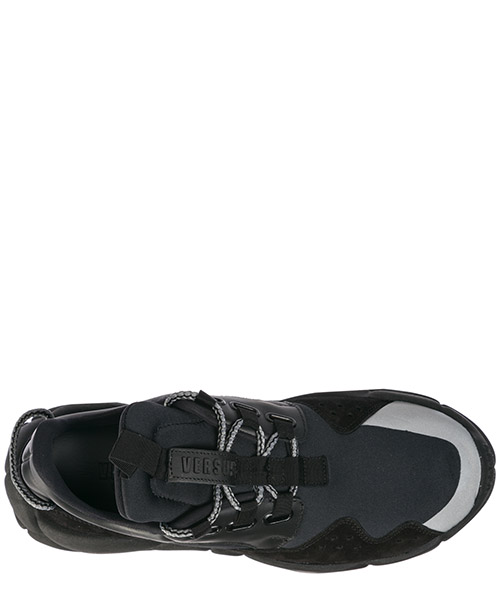 Scarpe sneakers donna in pelle anatomia secondary image