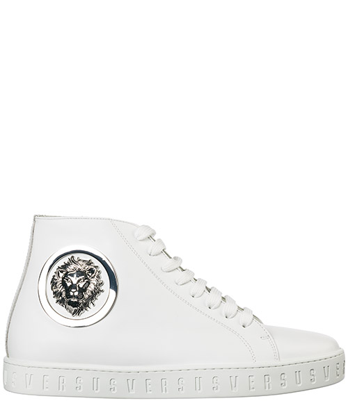 Sneakers alte Versus Versace Lion Head FSX082C-FVT_F037N optic white