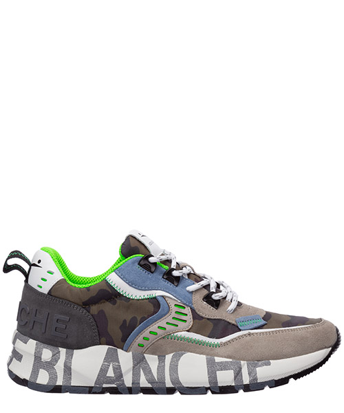 Sneakers Voile Blanche CLUB01 32VENYGRIG grigio