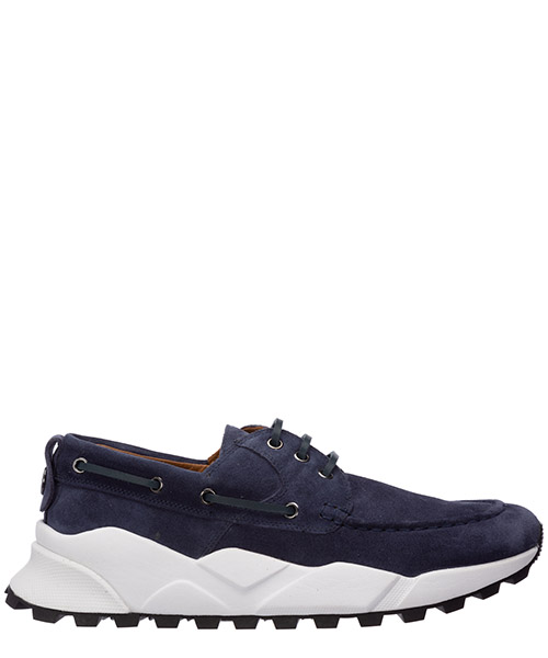 Sneakers Voile Blanche EXTREEMER 32VBLEU blu