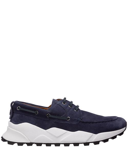 Sneaker Voile Blanche extreemer extreemer 32vbleu blu