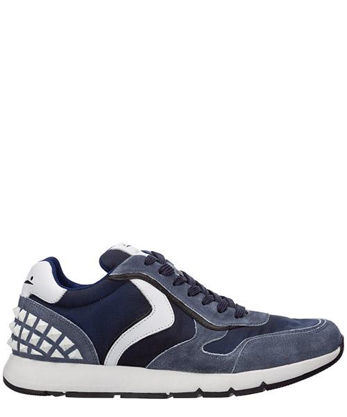 Sneakers Voile Blanche REUBENT STUDS 32BLB blu