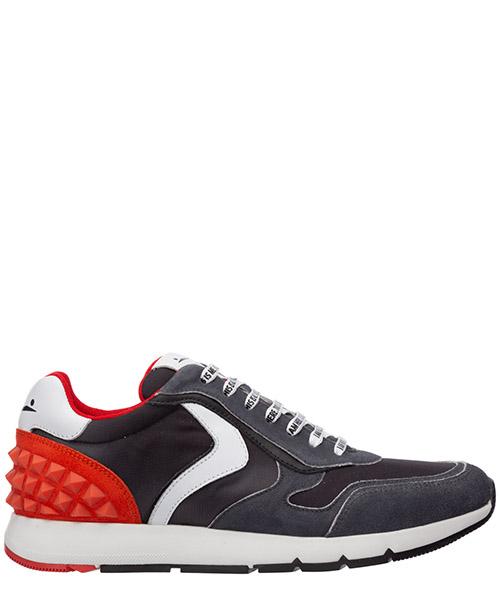 Sneakers Voile Blanche reubent studs REUBENTSTUDS32NG nero