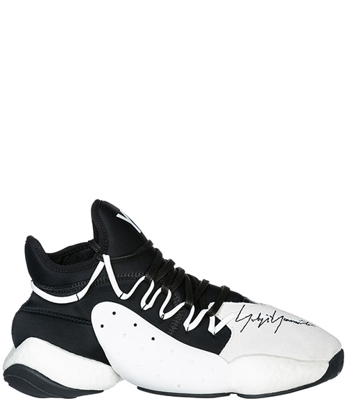 Sneakers Y-3 Byw bball BC0337 bianco