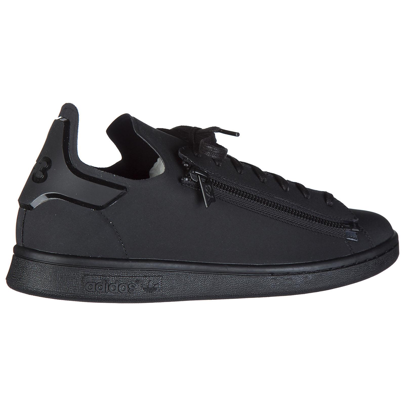 newest 2189b 3549d ... Scarpe sneakers uomo yohji yamamoto stan zip ...