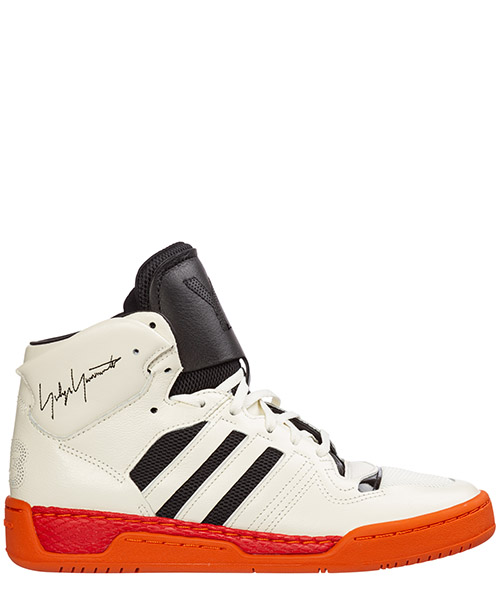 Basket Y-3 hayworth ef2539 bianco