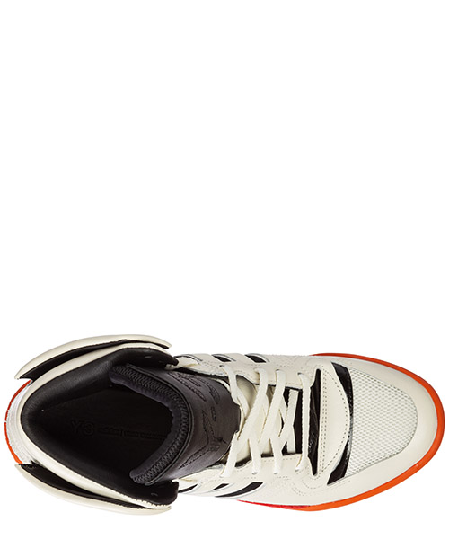 Chaussures baskets sneakers homme en cuir hayworth secondary image