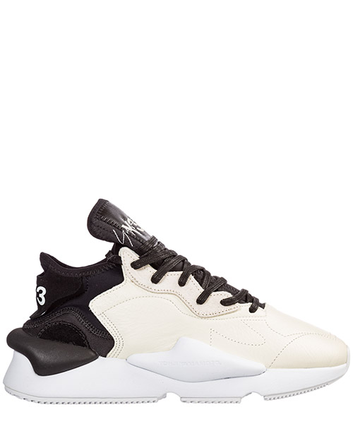 Sneaker Y-3 kaiwa ef2546 bianco