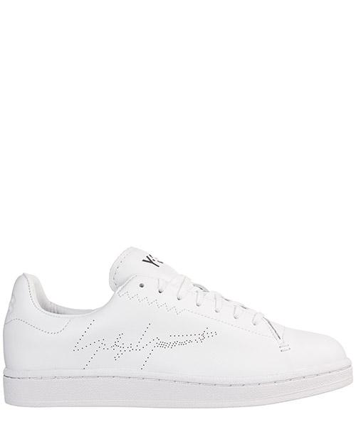 Sneaker Y-3 yohji court ef2554 bianco
