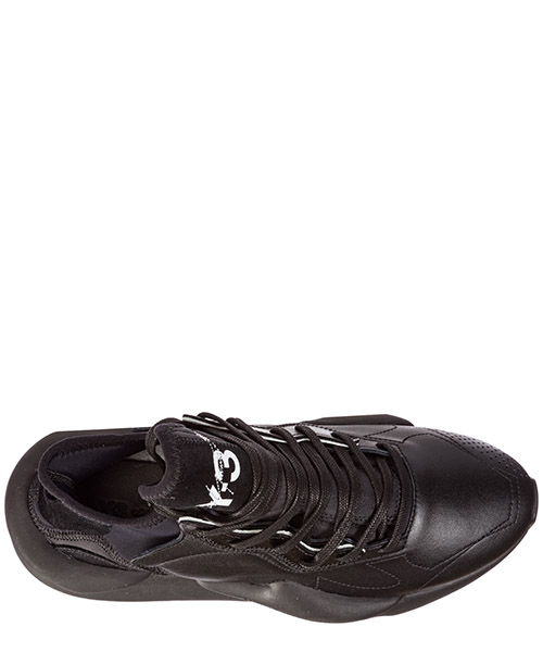 Chaussures baskets sneakers homme en cuir kaiwa secondary image