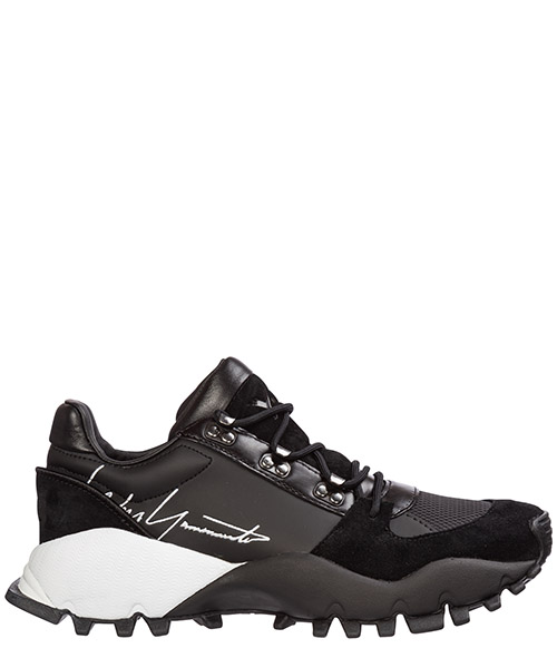 Basket Y-3 kyoi trail ef2640 nero