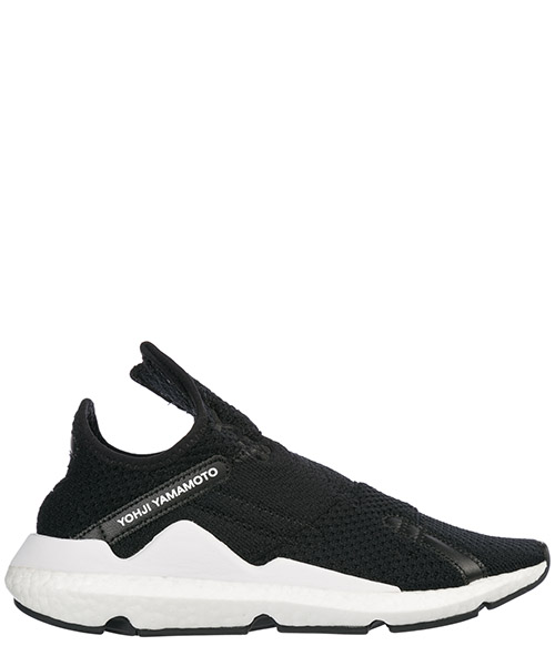 Scarpe slip on Y-3 Reberu F97395 nero