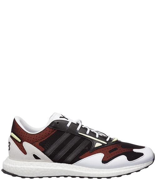 Sneaker Y-3 rhisu run fu9180 bianco