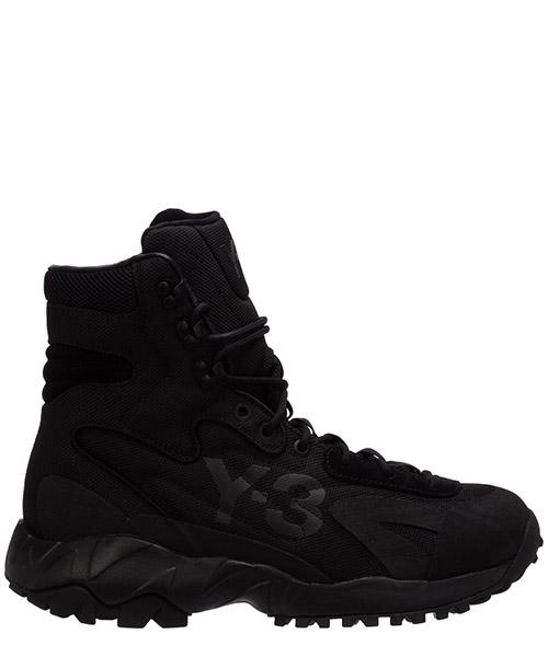 Sneaker high Y-3 notoma fx1770 nero