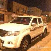 هايلكس 2013سعودي نضيف جداء