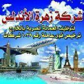 شركة مصريه تعمل على توفير جميع العماله المصريه المدربه
