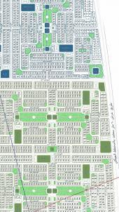ارض سكنيه للبيع   حي غرناطه طريق الجديده  المساحه  630 عل شارع 18