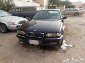 BMW 728 LI الفئة السابعة للبيع مستعجل الموديل 1998