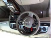 اودي A6 اسود 2009