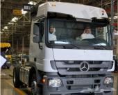 للبيع شاحنة اكتروس 2014 تجميع سعودي