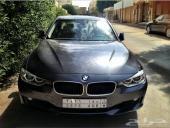 سيارة BMW 320i موديل 2012 للبيع  - (شامل ضمان الوكالة وقطع الغيار حتى August 2017)
