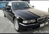 للبيع سيارة بي ام دبليو نظيف جداجدا سعودي الناغي ماشي قليل 159 الف كيلو موديل 98