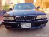 BMW 740i 1998 فل كامل للبيع