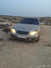 مرسيدس موديل 2002 سعودي