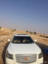 سياره جيلي اميقرند8 موديل2013 للبدل بونيت أو البيع