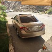 للبيع كورولا 2011 فل كامل