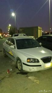 للبيع هوانداي النترا 2005تاكسي
