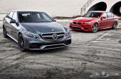 Mercedes او bmw كاش او اقساط