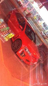 للبيع لومينا sr8 فل كامل احمر قير عادي