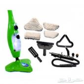 مكنسة البخار ( الممسحة البخارية ) الرائعه في المنزل H2O MOP X5