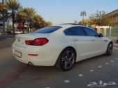 للبيع او للبدل بجيب او جمس BMW I640 اللون لؤلؤي نظيفة تم تنزيل الحد والبيع قريب
